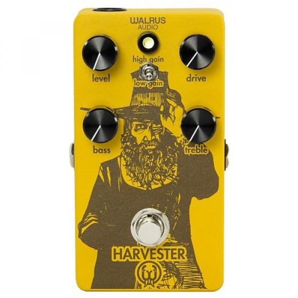 Custom Walrus Audio Harvester High Gain Overdrive #1 image