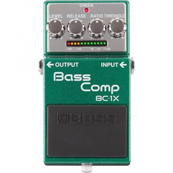Custom BOSS BC-1X Bass Compressor Pedal #1 image