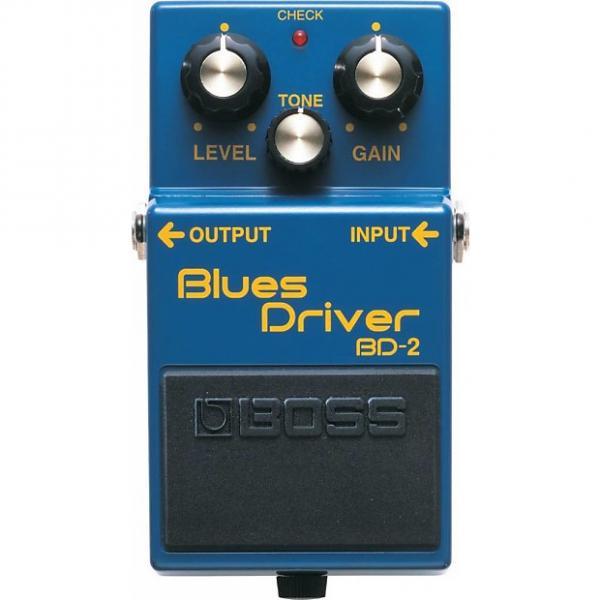 Custom BOSS BD-2 Blues Driver Pedal #1 image