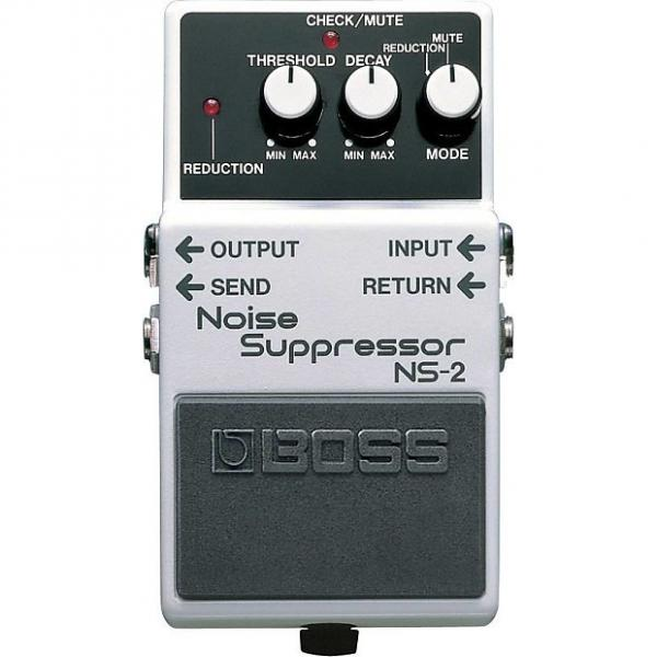 Custom BOSS NS-2 Noise Suppresor Pedal #1 image