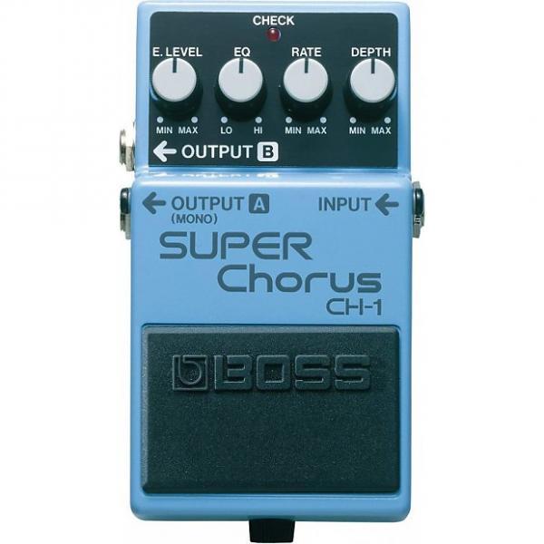 Custom BOSS CH-1 Super Chorus Pedal #1 image