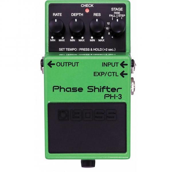 Custom BOSS PH-3 Phase Shifter Pedal #1 image