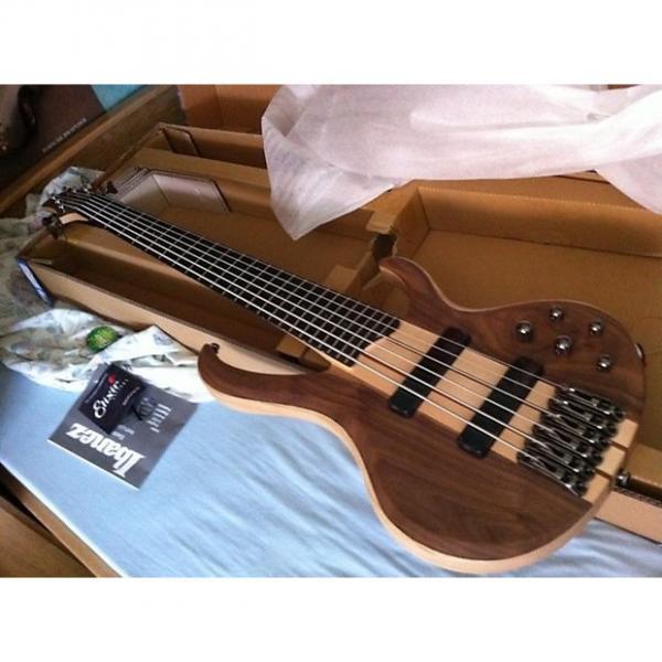 Custom Ibanez BTB1406E VNF Electric Bass Hardwood #1 image