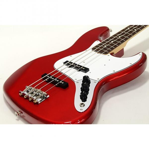 Custom Fender Japan JB STD Candy Apple Red #1 image