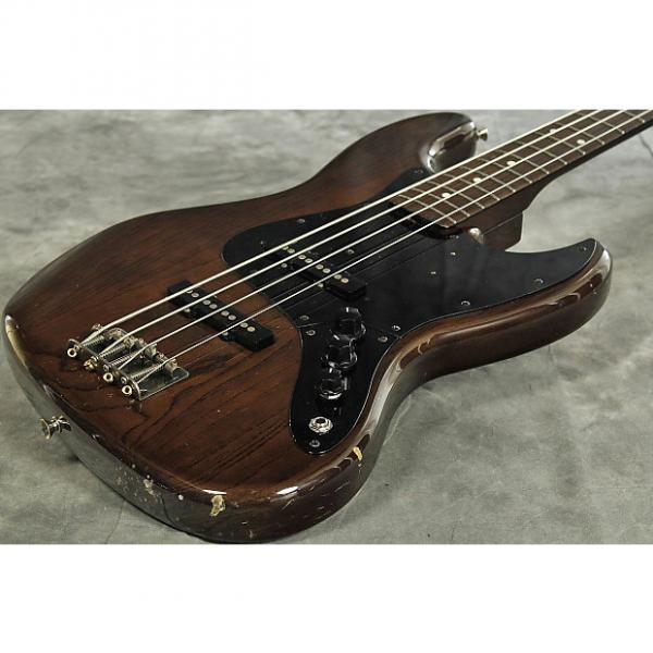 Custom Fender Japan Jazz Bass JB62 WAL #1 image