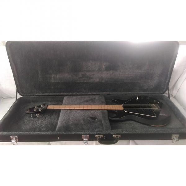 Custom Gibson G3 1978 Black Fretless #1 image