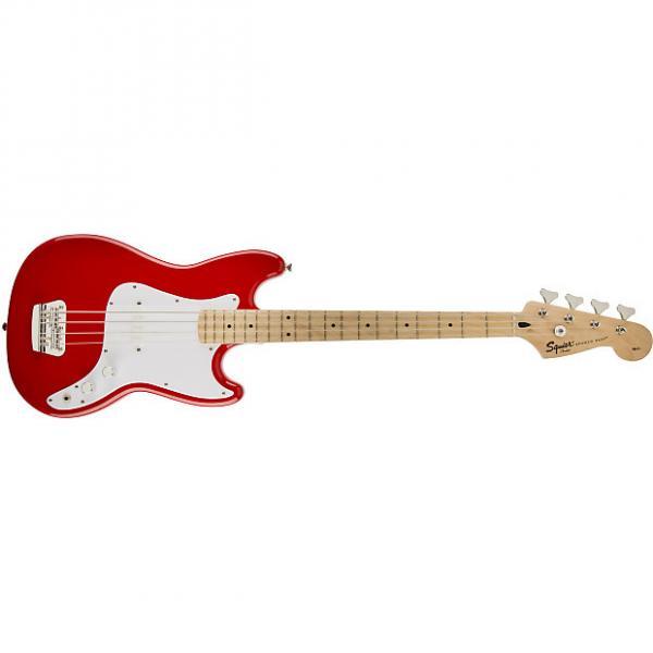 Custom Squier Affinity Series™ Bronco™ Bass Torino Red #1 image