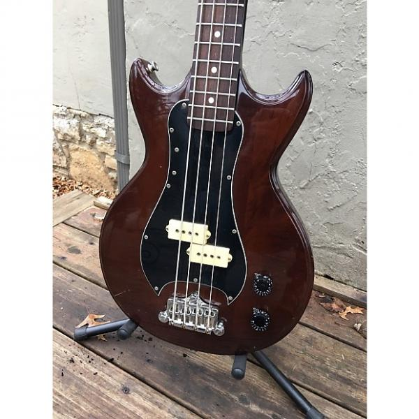Custom Westbury Track 2 Bass Guitar - Matsumoku #1 image