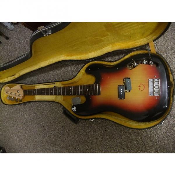 Custom MIJ Bass 1960-70 for parts for repair #1 image