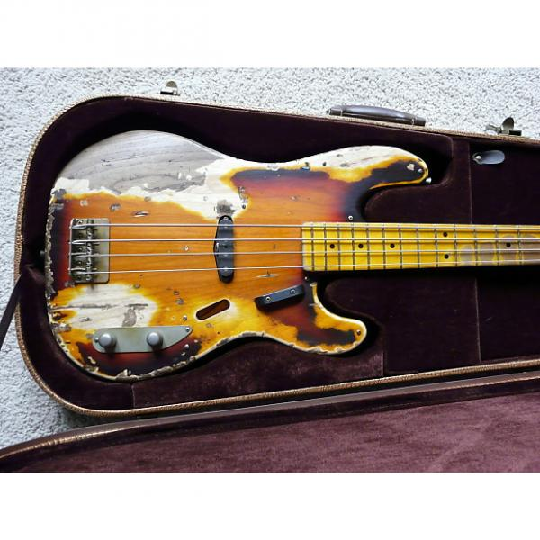Custom Brand New 2017 Bill Nash Bass,  PB-55 Sting Bass Guitar, 7 lb 9 oz, Lollar pickup #1 image