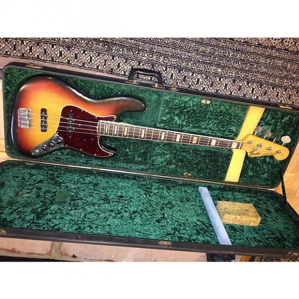 Custom Fender Jazz Bass 1970 3 Color Sunburst #1 image