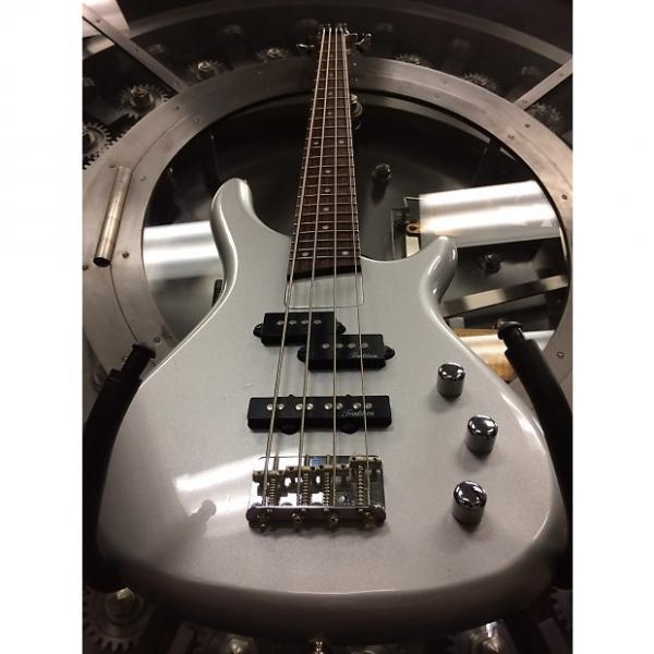 Custom Tradition B-100 4 String Bass w/ Thick Levy Gig Bag #1 image