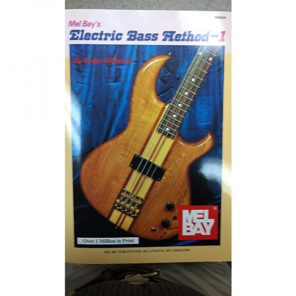 Custom Mel Bay's Electric Bass Method -1 #1 image