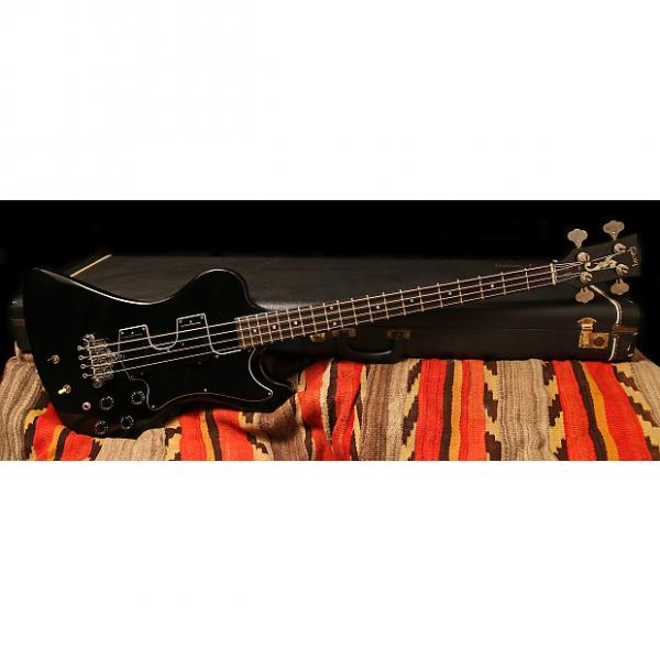 Custom Gibson RD Artist Bass 1979 Black #1 image