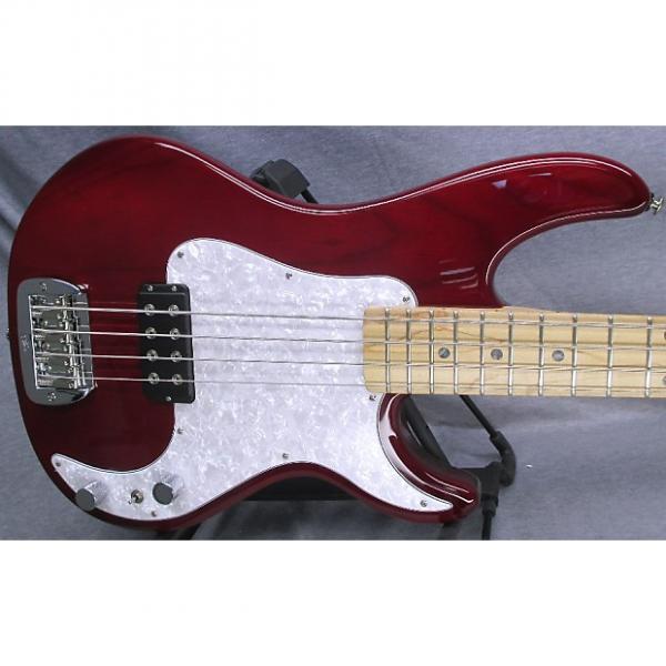 Custom 2017 USA G&L Kiloton Bass #1 image