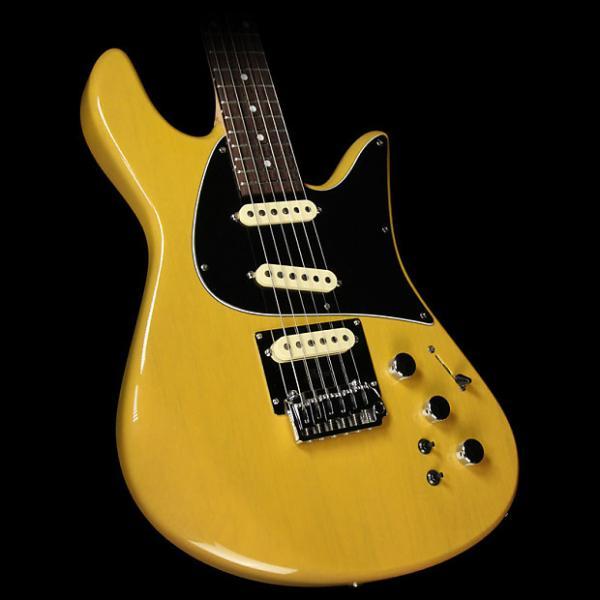 Custom Fodera Emperor Standard Electric Guitar Butterscotch Blonde #1 image
