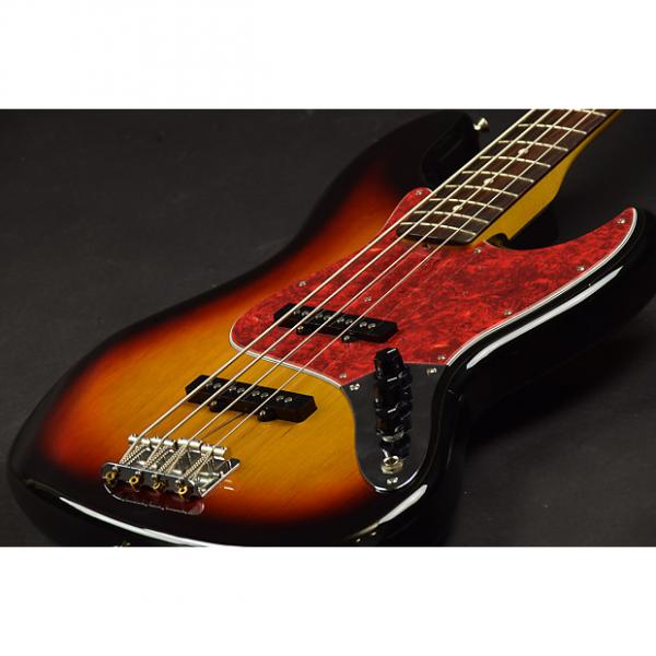 Custom Fender Japan Jazz Bass 62 3 Tone Sunburst #1 image