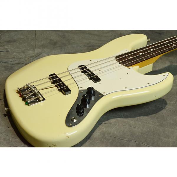 Custom Fender Japan Jazz Bass JB62-80 VWH #1 image