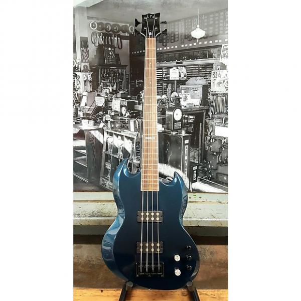 Custom ESP LTD Viper 304 2005 Metallic Blue #1 image