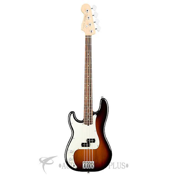 Custom Fender American Pro Precision Left Hand RW 4 string Electric Bass Guitar 3-Color Sunburst - 01 #1 image