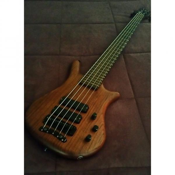 Custom Warwick Thumb German 5 Broadneck Bolt On Bass! #1 image