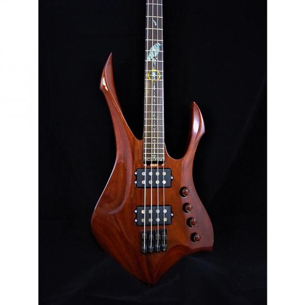 Custom Zerberus Crow Showpiece Bass - One of a Kind #1 image