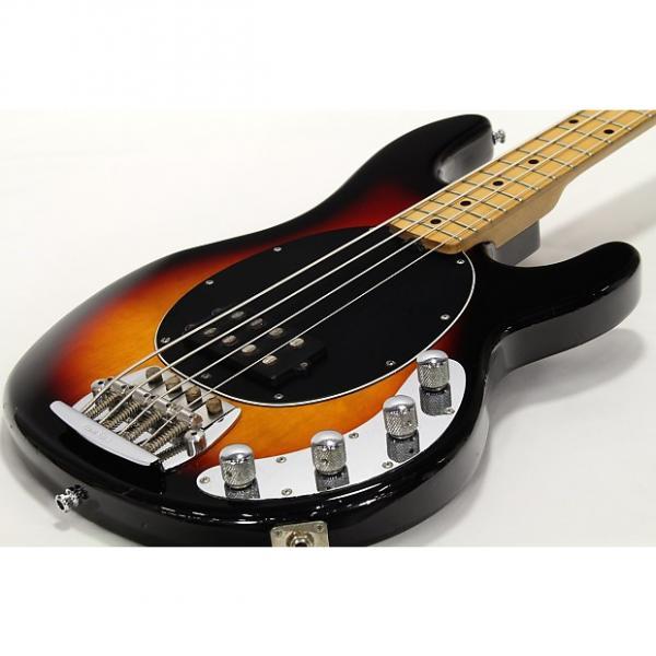 Custom Music Man Stingray EX 3 Tone Sunburst #1 image