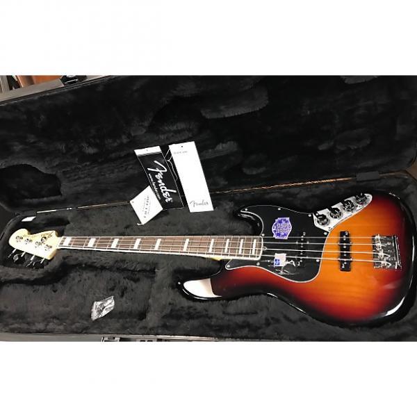 Custom Fender delux 4 string - new tburst #1 image