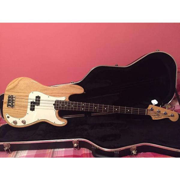Custom 2001 Fender Precision Bass Natural American #1 image