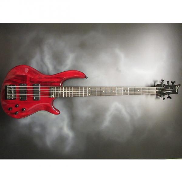 Custom 2002 Dean Edge Electric 5-String Bass #1 image