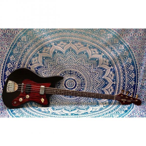 Custom Egmond/Rosetti Bass 9 1960s Black #1 image