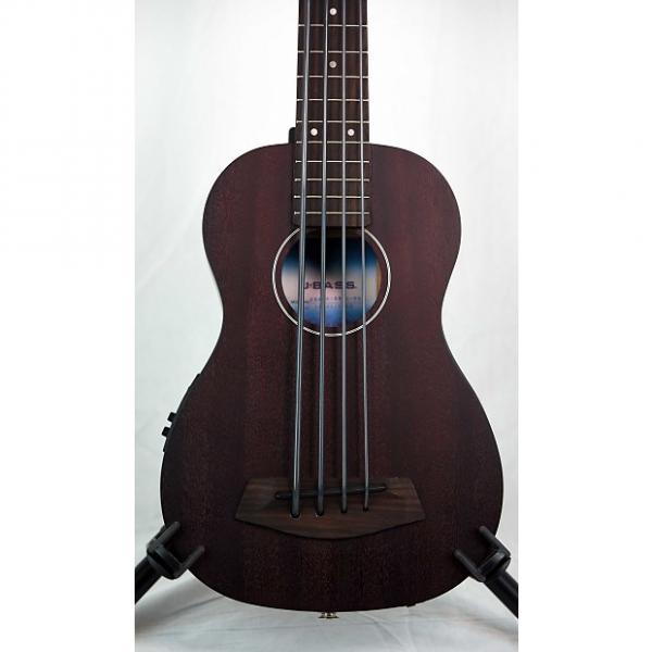 Custom Kala Rumbler U-Bass Satin Mahogany #1 image