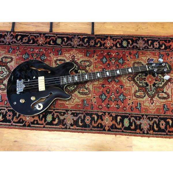 Custom Epiphone Jack Casady Signature EB Bass #1 image