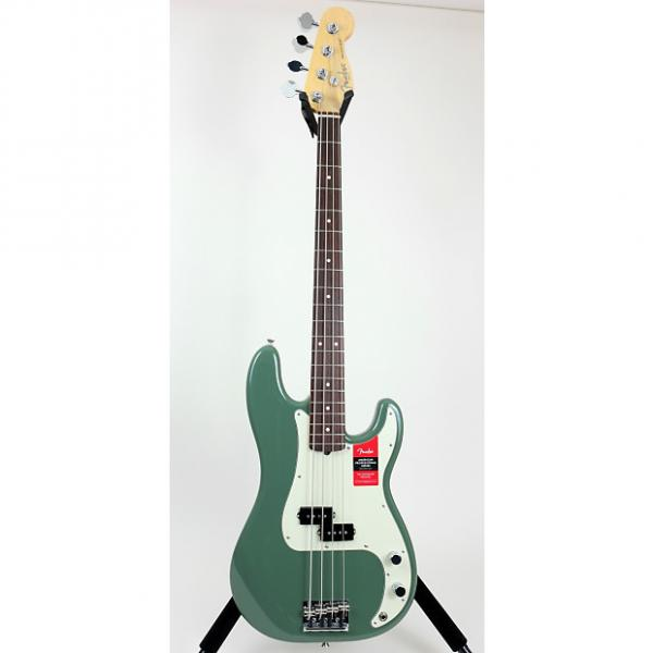 Custom Fender American Professional Precision Bass - Antique Olive - Rosewood #1 image