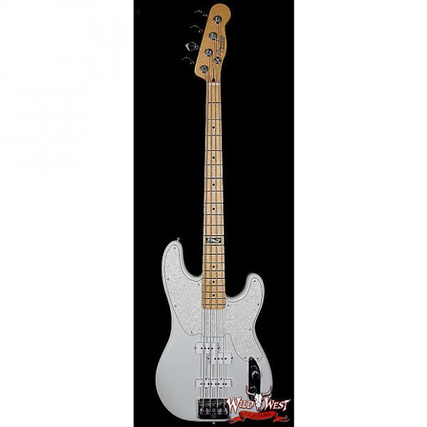 Custom Fender Custom Shop Masterbuilt Jason Smith 30th Anniversary P-Bass NOS Pearl White #1 image