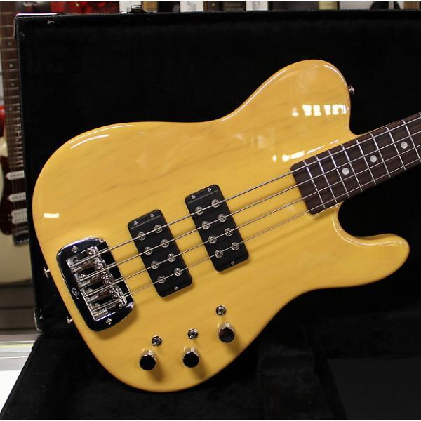 Custom 2016 USA G&L ASAT Bass Butterscotch Blonde #1 image