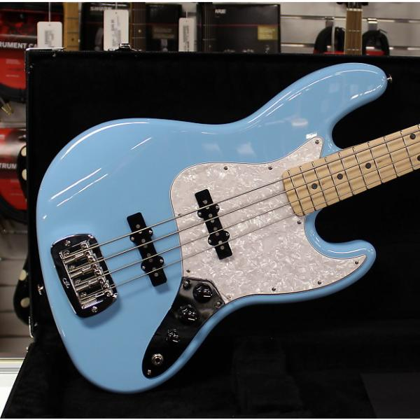 Custom 2016 USA G&L JB Himalayan Blue #1 image