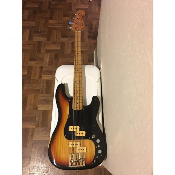 Custom Fender Precision Bass 1978 Sunburst #1 image