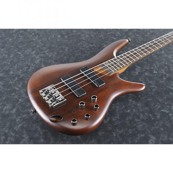 Custom Ibanez SR500-BM Brown Mahogany Bass Guitar #1 image