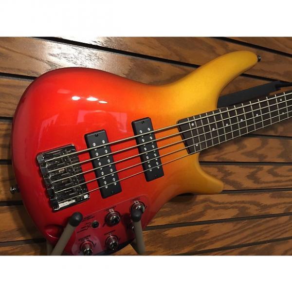 Custom Ibanez SR305E AFM SR Series 5-String Bass 2016 Autumn Fade Metallic #1 image