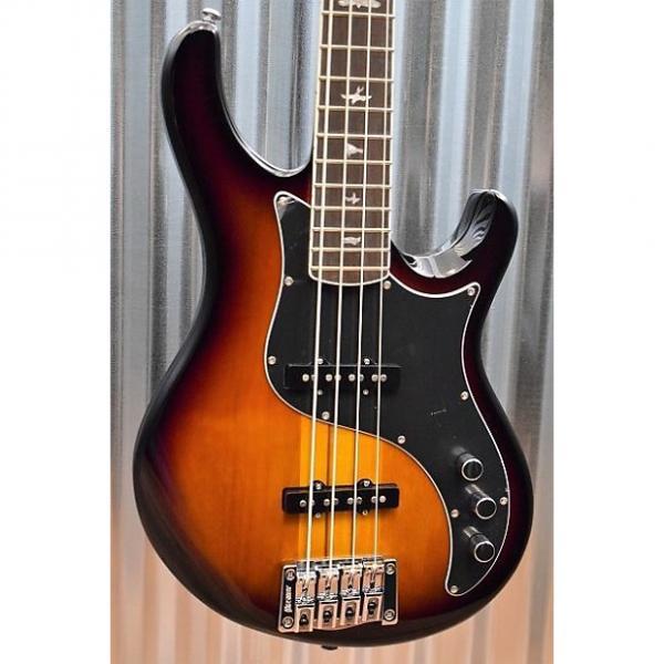 Custom PRS Paul Reed Smith SE Kestral 4 String Bass Tri Color Sunburst & Bag #2737 #1 image