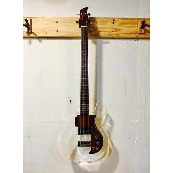Custom Ampeg Dan Armstrong Bass 1998 #1 image