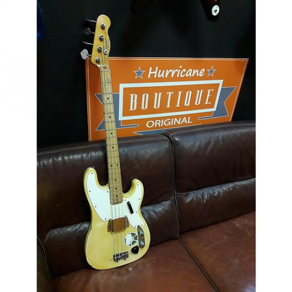 Custom Fender Telecaster Bass 1968 Blonde #1 image