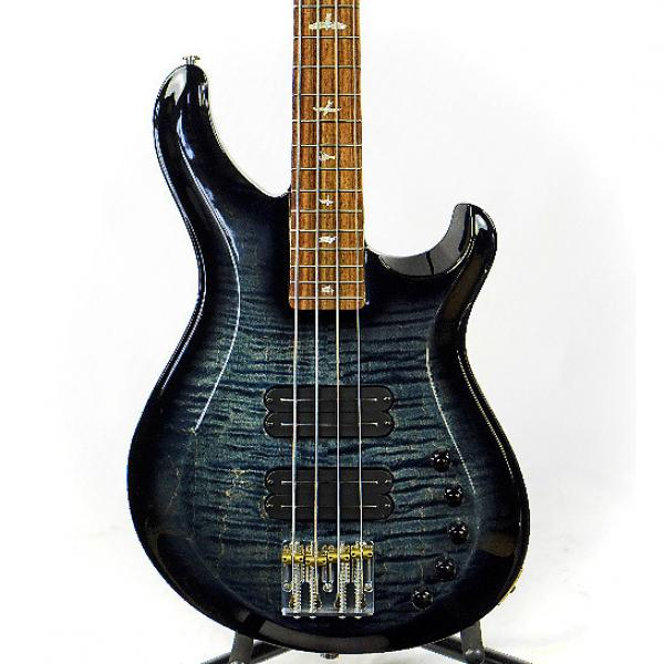 Custom PRS Grainger 4 String Bass Faded Whale Blue #1 image