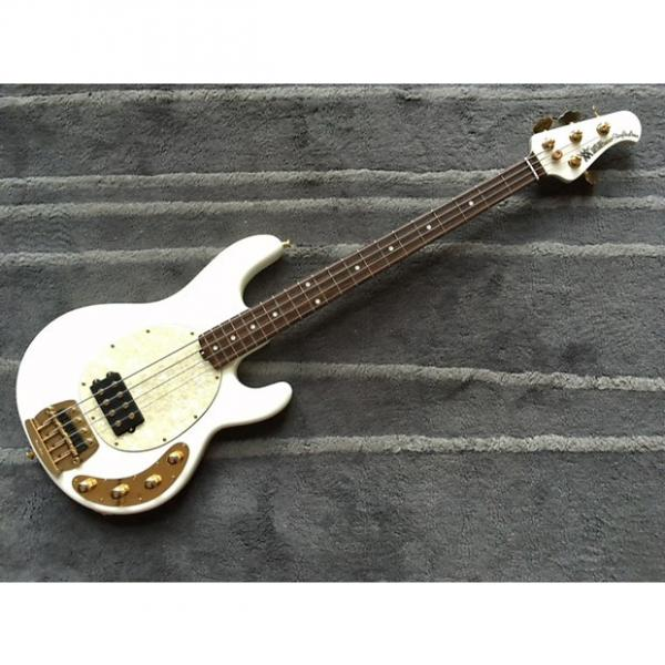 Custom Music Man Limited Edition Gilded White #1 image