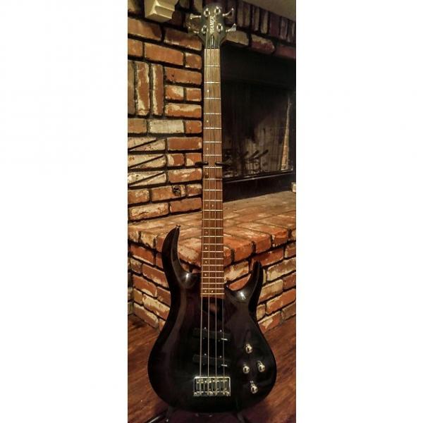 Custom Hamer - Velocity 2 - Trans Black #1 image