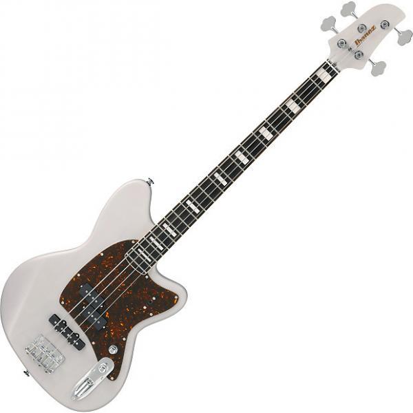 Custom Ibanez Talman Prestige TMB2000 Electric Bass Antique White Blonde #1 image