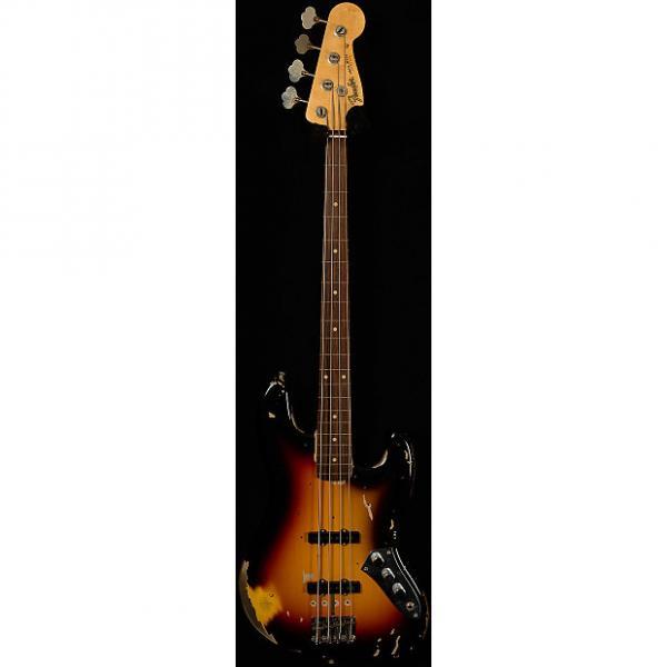 Custom Fender Jaco Pastorius Tribute Jazz Bass #1 image