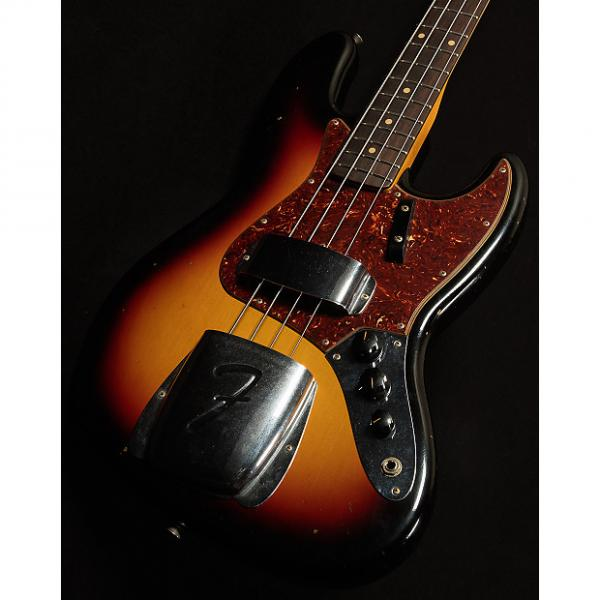 Custom Fender 2017 Collection 1962 Jazz Bass Journeyman Relic #1 image