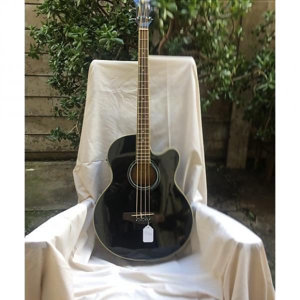 Custom Ibanez Bass Black #1 image